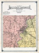 Albion and Brockway Townships, Black River Falls, Vaudreuil, Jackson County 1914